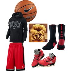 1000+ ideas about Basketball Outfits on Pinterest | Nike Basketball Basketball Shoes and Girls ...