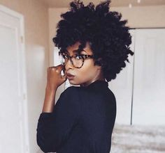 cool 15 best short natural hairstyles for black women // #Best #Black #Hairstyles #Natural #Short #Women