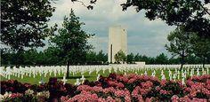 Netherlands American Cemetery, Netherlands
