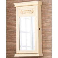 Jewelry Armoire Mirror Beveled Cheval Mirrors Bedroom Furniture Dresser Storage