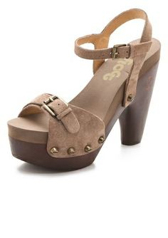 Flogg Cassie II Chunky Sandals on shopstyle.com