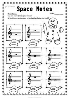 This set of 12 Music worksheets Christmas themed is designed to help your students practice identifying Treble pitch. Piano Lessons, Music Lessons, Music Theory Worksheets, Piano Teaching, Learning Piano, Music Lesson Plans, Reading Worksheets, Music Activities, Music For Kids