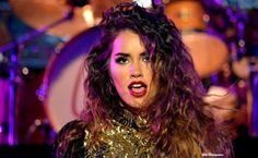 #SOY #SOYtour #Lali #LaliEsposito #MarianaEsposito #Hair #style #redlips