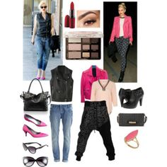 Gwen Stefani Inspired (my idol)