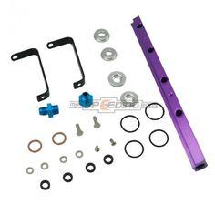 Nissan Silva 2.0L SR20 SR20DET S14 S15 200SX 240SX Injector Fuel Rail