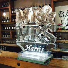 fabulous vancouver wedding Celebrating MR & MRS Harris this evening... #everythingisbetterwithice #wedding #brideandgroom #happilyeverafter #vancity #vancitybuzz by @icedecor  #vancouverwedding #vancouverwedding