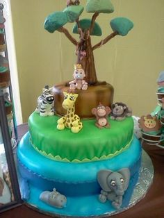 baby shower animals little*