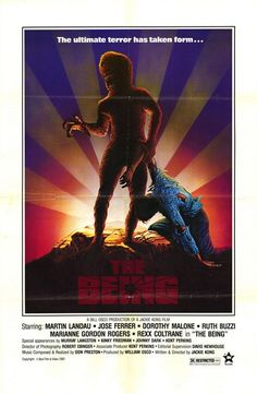 """ The Being "" de Jackie kong (1983)"
