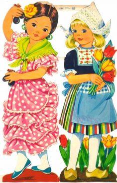 Glansbillede ark - www. Vintage Games, Vintage Toys, Retro Vintage, Childhood Toys, Childhood Memories, Christmas Decals, Mermaid Dolls, Ol Days, Sweet Memories