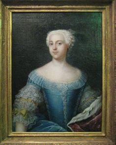 Шакко - Екатерина Великая в девичестве