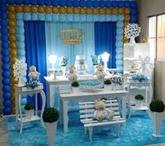 Imagem relacionada Shower, Table Decorations, Children, Dessert Stand, 1, Furniture, Flamingo, Home Decor, Baby