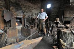 Chain Making Shop (Quarry Bank) - Black Country Living Museum