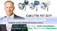 Commercial locksmith services available 24 7 across Point Grey Vancouver BC. Reliable Affordable Friendly.  Emergency response 20 minutes ETA.