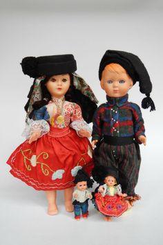 Portuguese dolls #Destinicocom www.destinico.com