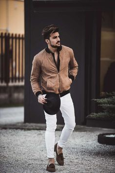 Random Men's Casual Inspiration. Cool and Fresh Street Style!