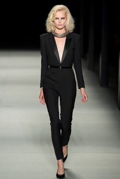 Spring 2014 Ready-to-Wear - Saint Laurent