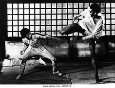 Find the perfect abdul jabbar bruce lee game death stock photo. Huge collection, amazing choice, million high quality, affordable RF and RM images. Bare Knuckle Boxing, Bruce Lee Games, Bruce Lee Martial Arts, Game Of Death, See Games, Bruce Lee Photos, Ju Jitsu, Martial Arts Movies, Little Dragon