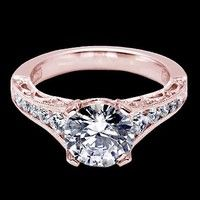 one day i hope to be married with a simple yet gorgeous ring like this