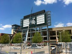 They've been working all summer to get it ready for the Boise State game!