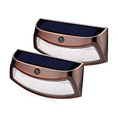 7 Best Solar Step Lights in 2020 (Review) - Solar Works Nola  #solarsteplights #solarlights #solarworksnola #steplights #homedecor #ideas Solar Step Lights, Solar Powered Lights, Stair Lighting, Outdoor Lighting, Tree Support, Outdoor Steps, Night Lamps, Landscape Lighting, Patio