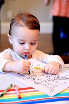 Coloring Books for activity