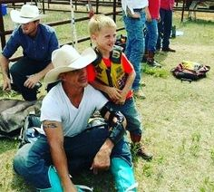 Me & my son Noah at @warriorsnrodeo bullriding clinic in Decatur TX Wise County Cowboy Church. @wrangler @real.time.pain.relief @totalfeeds @smithprollc @fnwsports @wberry22 Photo:@sherismithsmithpro