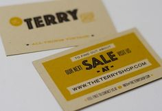 The Terry Shop – Ed Nacional / Graphic Designer / Brooklyn, NY — Designspiration
