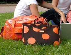I pinned this from the Hadaki - Vibrant Totes, Duffels, Laptop Cases & More event at Joss and Main!