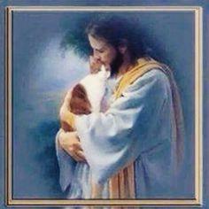 Jesus, precious Savior