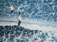 Gannets - From Bempton Cliffs. .
