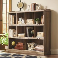 Shop Wayfair for Standard Bookcases to match every style and budget. Enjoy Free Shipping on most stuff, even big stuff.