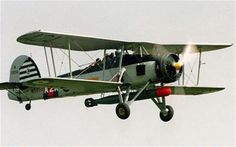 A Swordfish aircraft , which forms part of the Royal Navy's famous Historical Flight of classic warplanesPhoto: PA