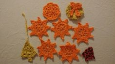#crochet #handmade #maryjane #stars #christmas #zvjezdice  10 kn/kom