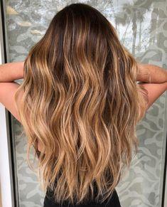 Fall Color Trend: 55 Warm Balayage Looks – B Warm Brown Hair, Light Brown Hair, Ash Brown, Ombre Brown, Brown Girl, Brown Bear, Honey Balayage, Hair Color Balayage, Fall Balayage