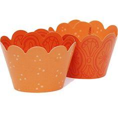 MINI Orange Cupcake Wrappers, 24 Wraps, Confetti Couture ... https://www.amazon.com/dp/B01AOF5KKU/ref=cm_sw_r_pi_dp_x_Z63ZxbXA255CM