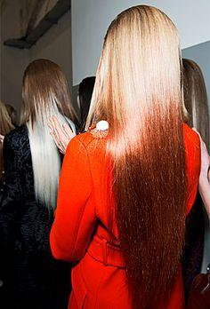 A/W 12-13 beauty trend: to dye for | Harper's BAZAAR