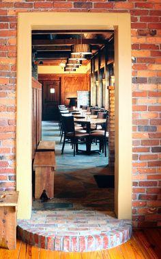 The Sly Fox Pub - interior view