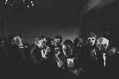 wedding karaoke - brett & jessica - wedding photographers - brettjessica.com