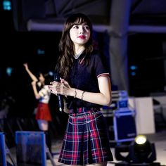240518 BLΛƆKPIИK Lisa at HanYang university