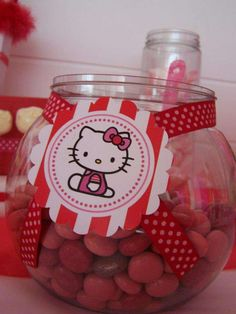 Hello Kitty Birthday Party Ideas | Photo 35 of 36