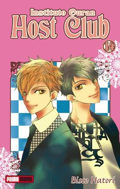 Instituto Ouran Host Club 14
