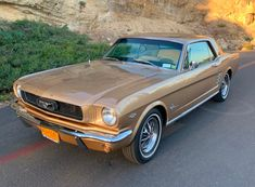 Bid for the chance to own a 1966 Ford Mustang at auction with Bring a Trailer, the home of the best vintage and classic cars online. 1966 Ford Mustang, Ford Lincoln Mercury, Classic Cars Online, Chevrolet Impala, Chevrolet Camaro, Automatic Transmission, Race Cars, Mustangs, Car Stuff