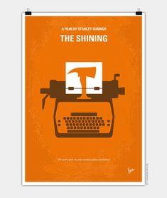 ... Typewriter, Writer, Block, Telepathy, Psychic, orange, white, 80's, minimal, minimalism, minimalist, movie, poster, movieposter, film, artwork, cinema, ...