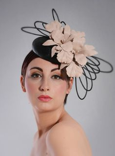 William Chambers Millinery SS15 #FashionSerendipity #Fashion and #Designer…