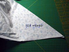 Tutorial su come fare gli angoli alle lenzuola