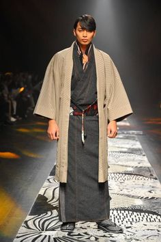 Jotaro Saito Fall/Winter 2016/2017 - Mercedes-Benz Fashion Week Tokyo