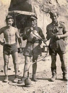 German soldiers
