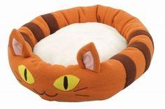 "Like Just Like ""Cat Bus"" of My Neighbor Totoro Cat Bed Tonarinototoro"