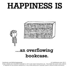 .or maybe not - I'm always trying to clear space on my bookcases (for more books)