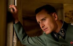 Michael Fassbender to play Lucifer-like figure in Terrence Malicks Weightless; Iggy Pop and John Lydon to appear Michael Fassbender And Alicia Vikander, Good Looking Actors, Inglourious Basterds, Iggy Pop, Quentin Tarantino, Beautiful Boys, Lust, Movie Tv, How To Look Better